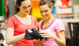 If the shoe fits: Choosing the right running shoe
