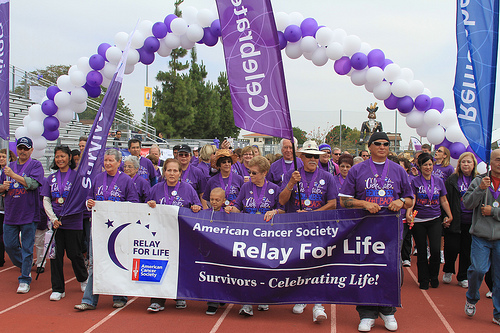 Relay for Life participants walking for a cause | health enews  Relay for Life ...