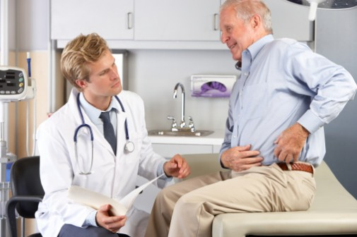 appendicitis symptoms disappear
