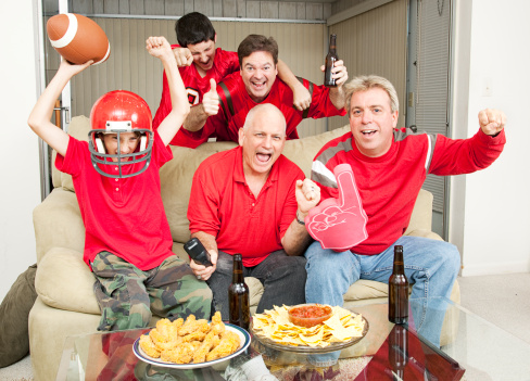 8 tips for a healthy Super Bowl