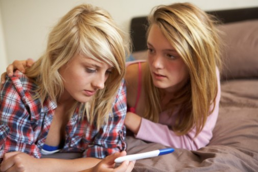 Can reality TV reduce teen pregnancies?