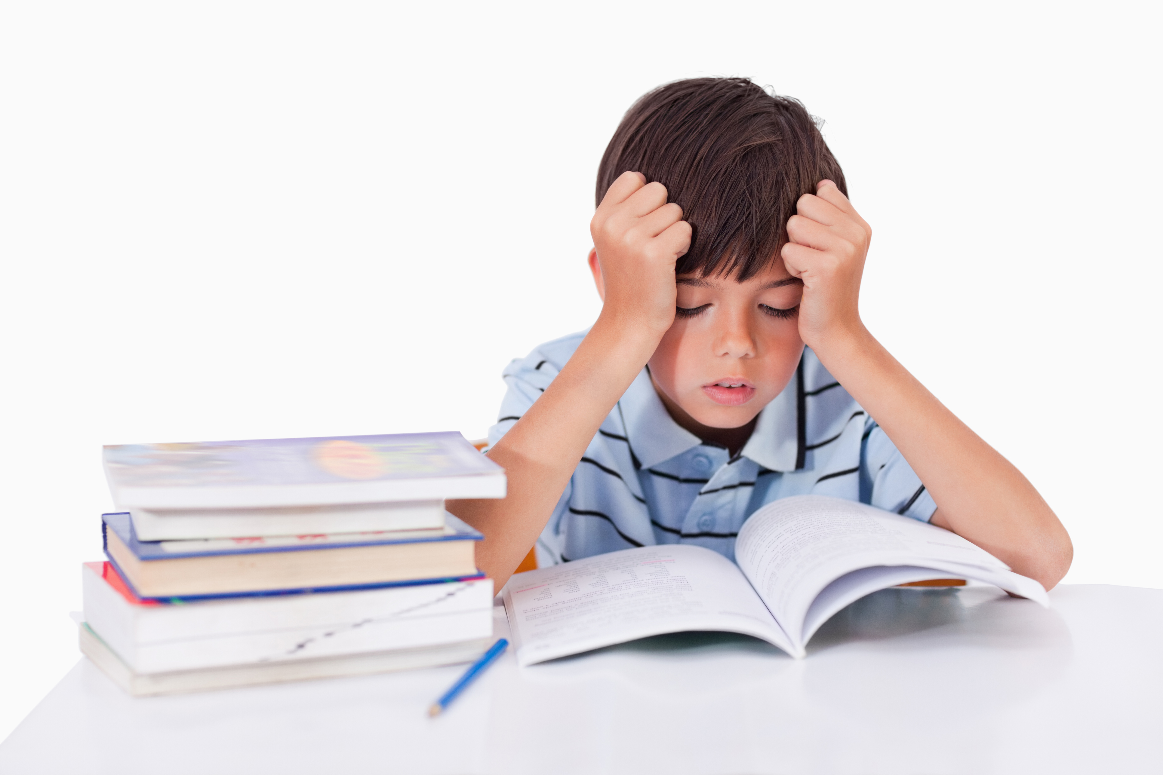 Why you shouldn't help your kids with their homework - TODAY.com