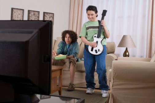 How video games might actually help kids lose weight