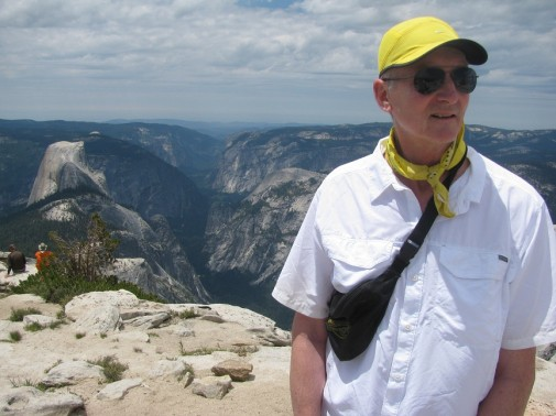 Hip replacement helps patient climb mountain