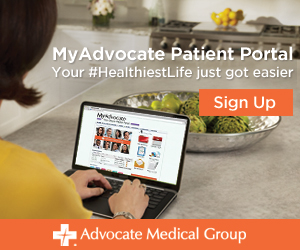Sign Up for My Advocate Patient Portal