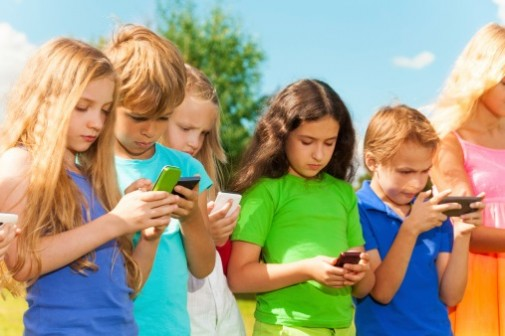 Excessive digital connections dull kids' emotions