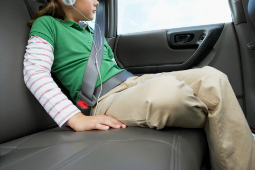 Fatalities Increase With Improper Seat Belt Use Health Enews