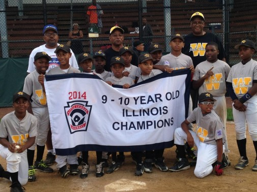 Jackie Robinson West program inspiring to all