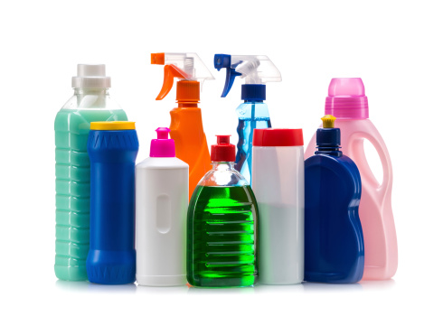 Watch out for toxic products around the house