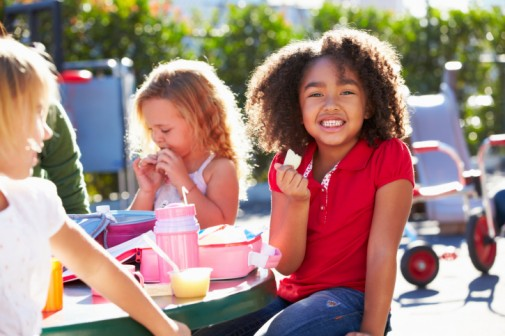 Children of college educated parents eat healthier