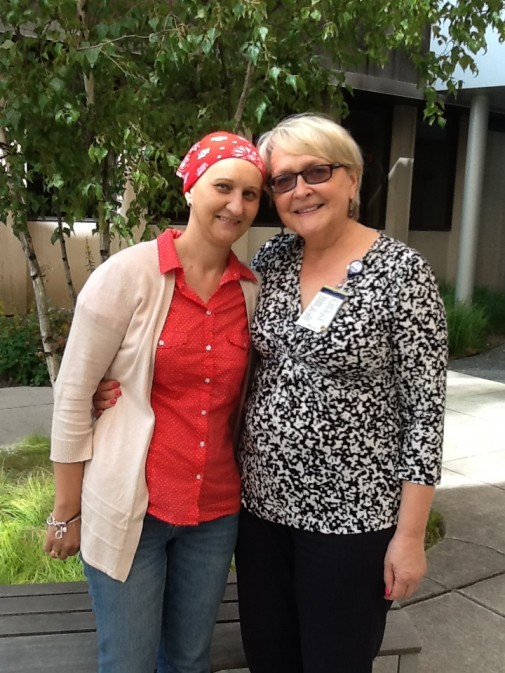 Patient navigator helps Polish cancer survivor thrive