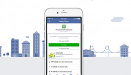 Infographic: How to use safety check on Facebook