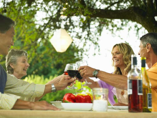 Alcohol could improve memory among seniors
