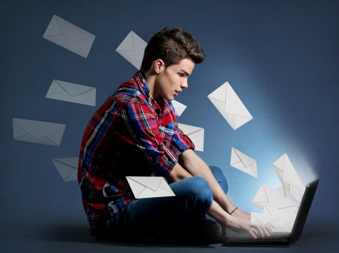 Checking email often leads to higher stress