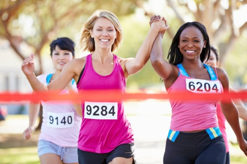 Why you should walk during a marathon
