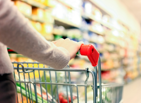 Highly processed foods fill most grocery carts