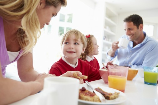 Are moms or dads better at talking to their kids?