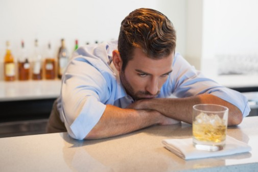 30 percent of Americans have struggled with alcohol abuse