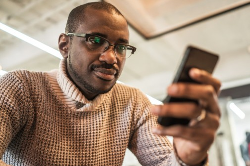 Texting to help manage high blood pressure?