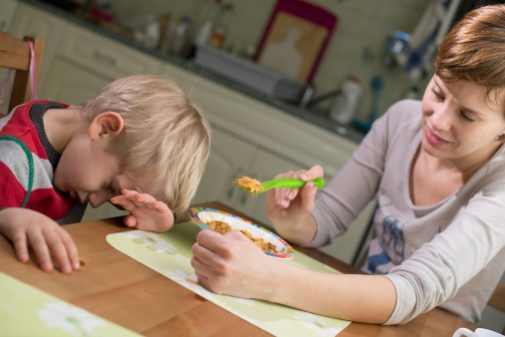Don't blame your parents if you're a picky eater