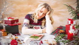 Here's how to cope with common holiday stressors