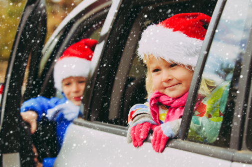 5 tips for traveling with kids this holiday season
