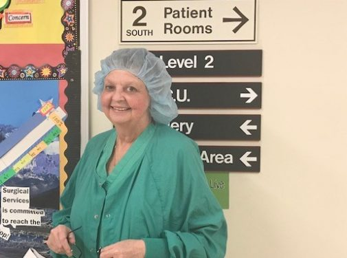 How one nurse helps ease patients' pre-surgery fears