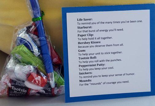 Health Care Heroes: Gratitude gift bags