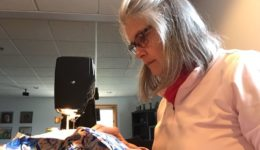 Health care heroes: What's a sewing angel?